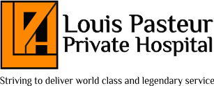 Louis Pasteur Private Hospital Logo
